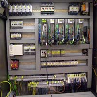 Control Panel Schneider Electric