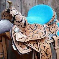 Barrel Horse Saddles