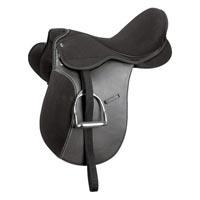 Stock Horse Saddle 03