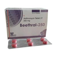 Azithromycin 250 Mg Tabs