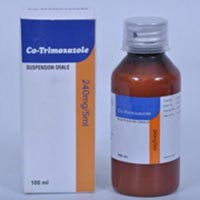 Co Trimoxazole Suspension Syrup