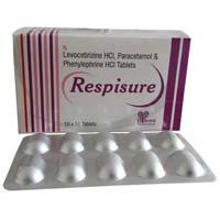 Levocetrizine Paracetamol Phenylephrine HCL