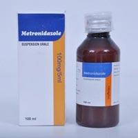 Metronidazole Suspension Syrup