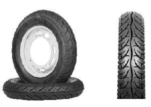 Scooter Tyre 03