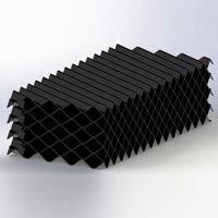 PVC Honeycomb Fills