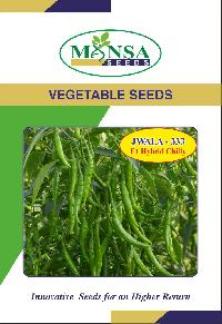 Chilli Seeds (Jwala - 333) 03