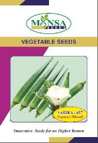 Lady Finger Seeds (Sarika - 657) 02