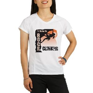 Ladies Round Neck T-shirt 01