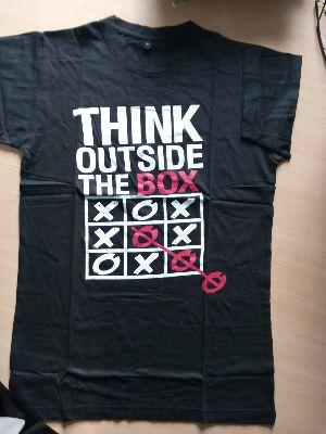 Ladies Round Neck T-shirt 03