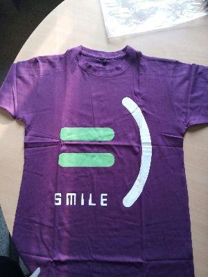 Ladies Round Neck T-shirt 06