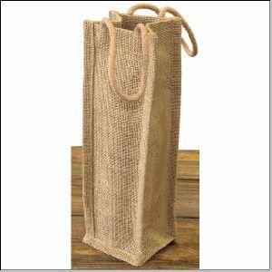 W 10 x L 12 x G 10 cm Jute Shopping Bag