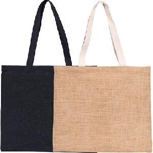 W 13 x L 16 inch Jute Shopping Bag
