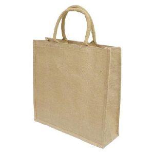 W 13 x L 16 x G 4.5 inch Jute Shopping Bag 01