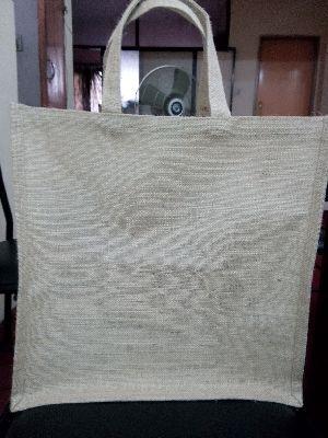 W 13 x L 16 x G 4.5 inch Jute Shopping Bag 02