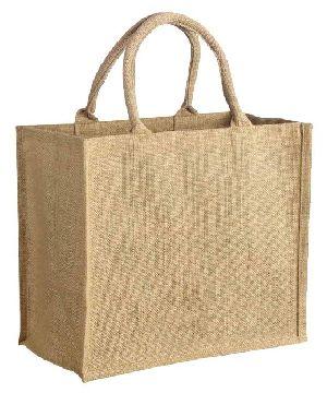 W 14 x L 14 x G 6 inch Jute Shopping Bag