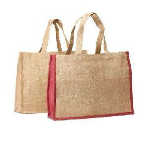 W 14 x L 16 x G 4.5 inch Jute Shopping Bag 02