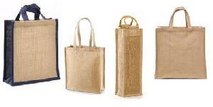 W 6 x L 14 x G 6 inch Jute Shopping Bag