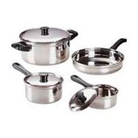 Stainless Steel Pans 02