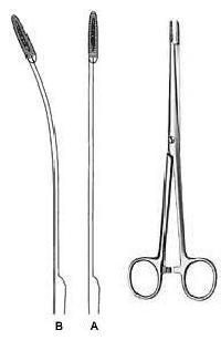 MLS-05-803-17 Surgical Dressing & Sponge Forceps