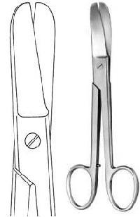 MLS-06-101-23  Surgical Bandage Scissor