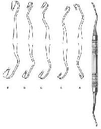 MLS-14-103-01 Surgical Oral Surgery Instrument