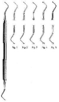 MLS-65-119 Dental Filling Instrument