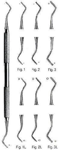 MLS-65-125 Dental Filling Instrument