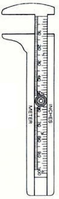 MLS-91-1502 Veterinary Measuring Instrument