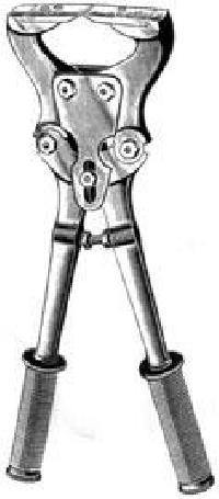 MLS-91-1604 Veterinary Dehorning Instrument