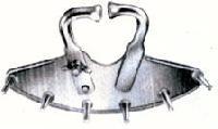 MLS-91-1605 Veterinary Dehorning Instrument