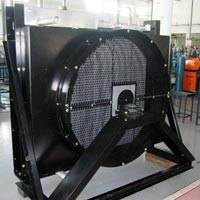 Mining Equipment Radiator Cum Oil Cooler Assembly