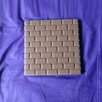 Brick Type Chequered Tile