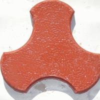 Round Tri-Hex Interlocking Tiles 02