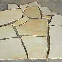 Crazy Sandstone Pavers