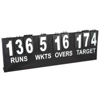Cricket Portable Scoreboard