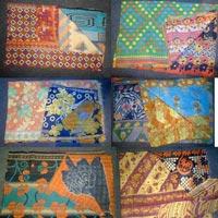 Handmade Vintage Kantha Quilts
