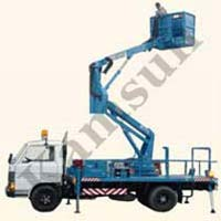 Aerial Lifting Platform (Upto 15-18 Meters)