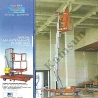 Aerial Maintenance Platform (Single Mast)