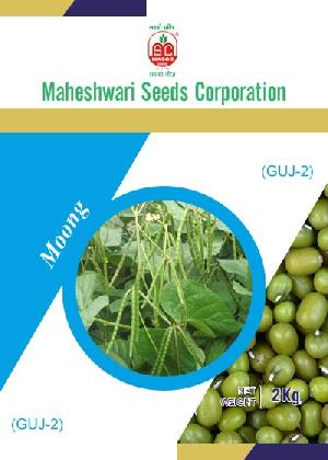 GUJ-2 Moong Seeds