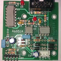 Optically Isolated RS232 Card