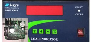 Peak Load And Displacement Indicator