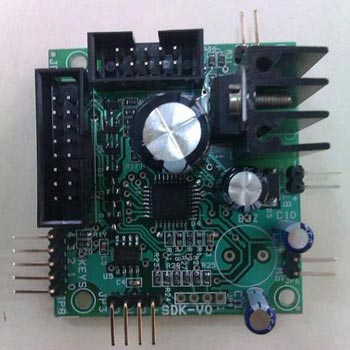 SDK-V2 Weighing Scale PCB