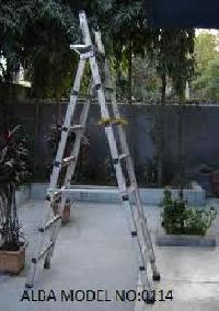 Aluminium Convertible Ladder