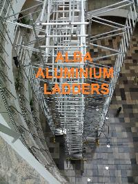 Aluminium Double Width Scaffolding