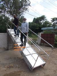 Aluminium Gangway Ladder