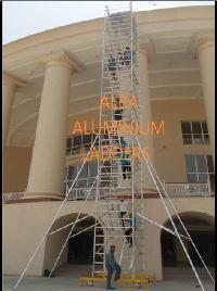 Aluminium Movable Scaffolding