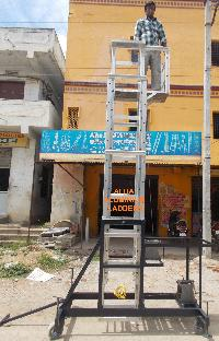 Big Platform Til Type Tower Ladder