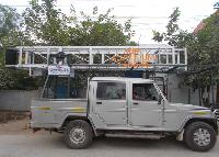 Jeep Mounted Tower Ladder