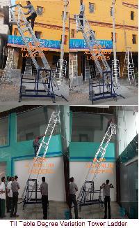 Til Table Degree Variation Tower Ladder