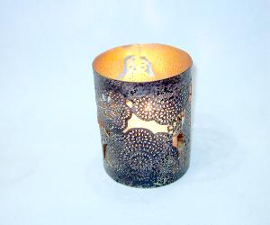 Stylish Decorative Pillar Votive Holder